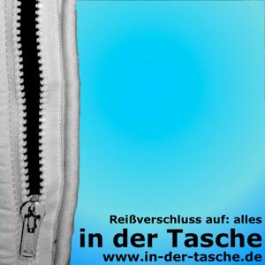 In-der-Tasche Podcast Logo 300x300px
