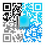 In-der-Tasche.de QR Code